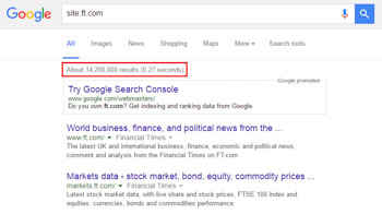 Force Google Indexing