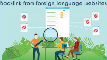Foreign Language Backlinks